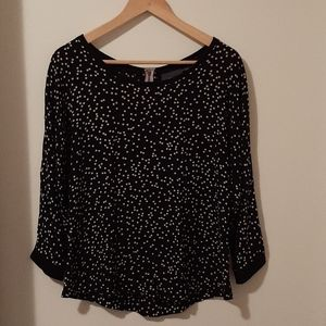 Maeve/Anthropologie top size 6